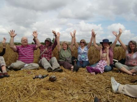 Our 2010 Group in a Crop